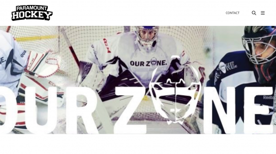 PARAMOUNT HOCKEY : Notre histoire | Our Zone Goalie